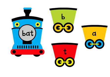 Phonemes Clipart.