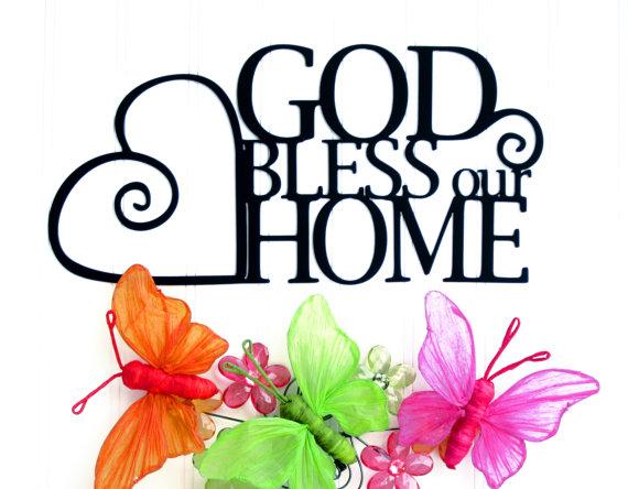 Similiar Bless Our New Home Keywords.