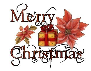 Merry christmas words blessed christmas words clipart 4.