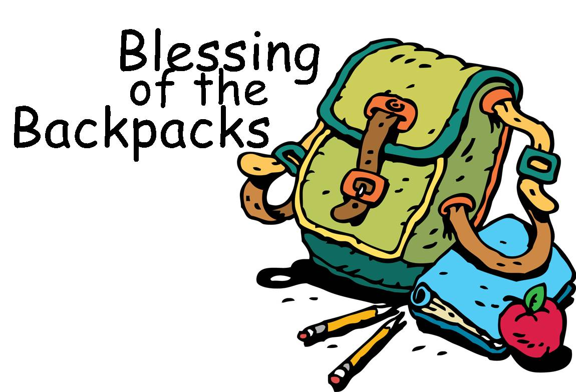 Blessings Clipart.