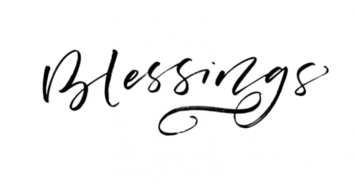 Good for the Family: The practice of blessing.