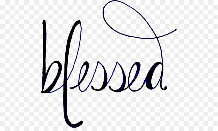 Download Free png Cursive Blessing Writing God Bible We Believe In.