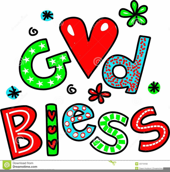 Web Clipart Christmas Blessings.