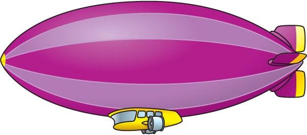 Blimp clipart 2 » Clipart Portal.