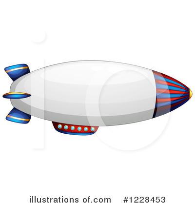 Blimp Clipart #1257258.