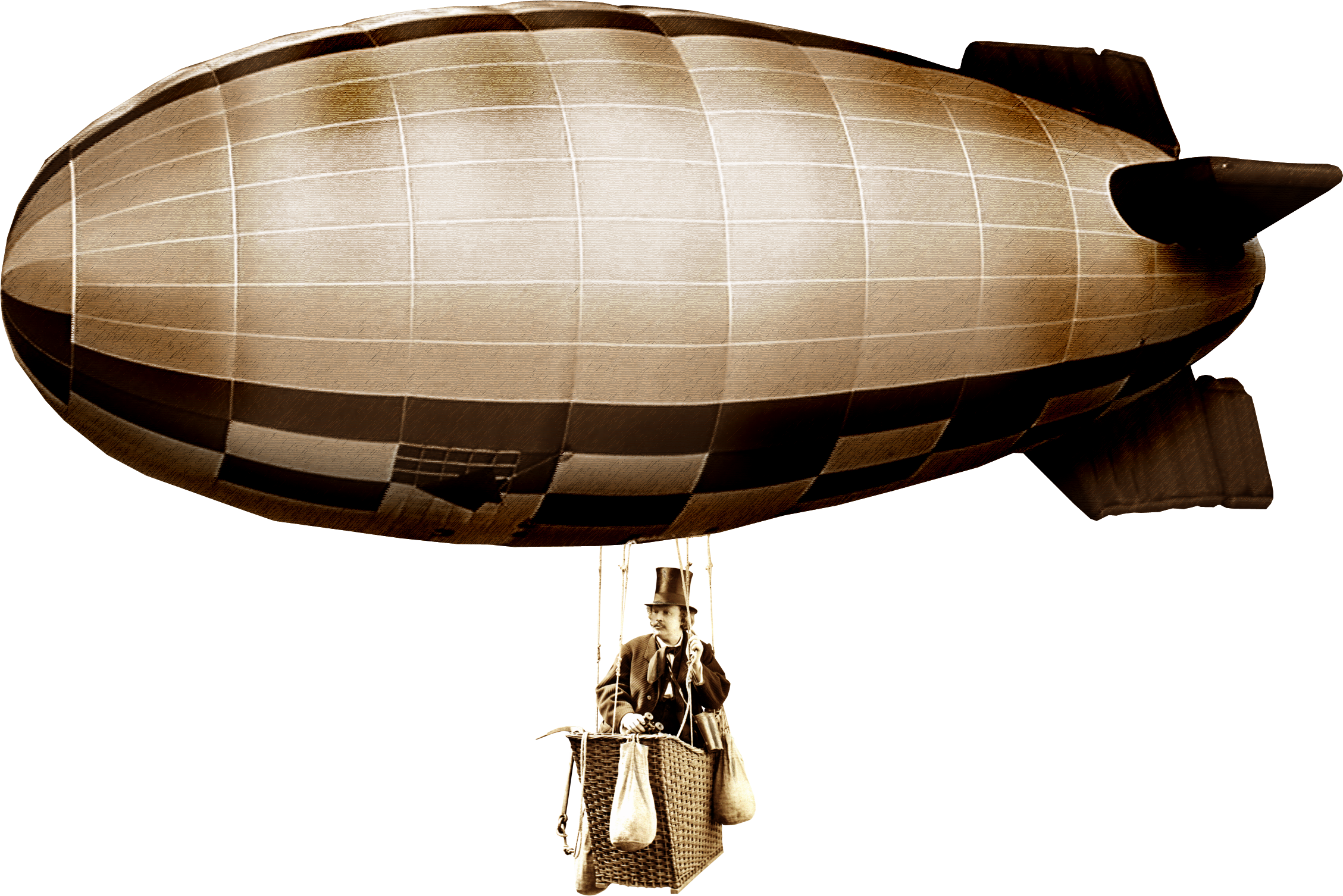 Airship PNG Images Transparent Free Download.