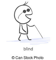 Blind Stock Illustrations. 6,697 Blind clip art images and royalty.