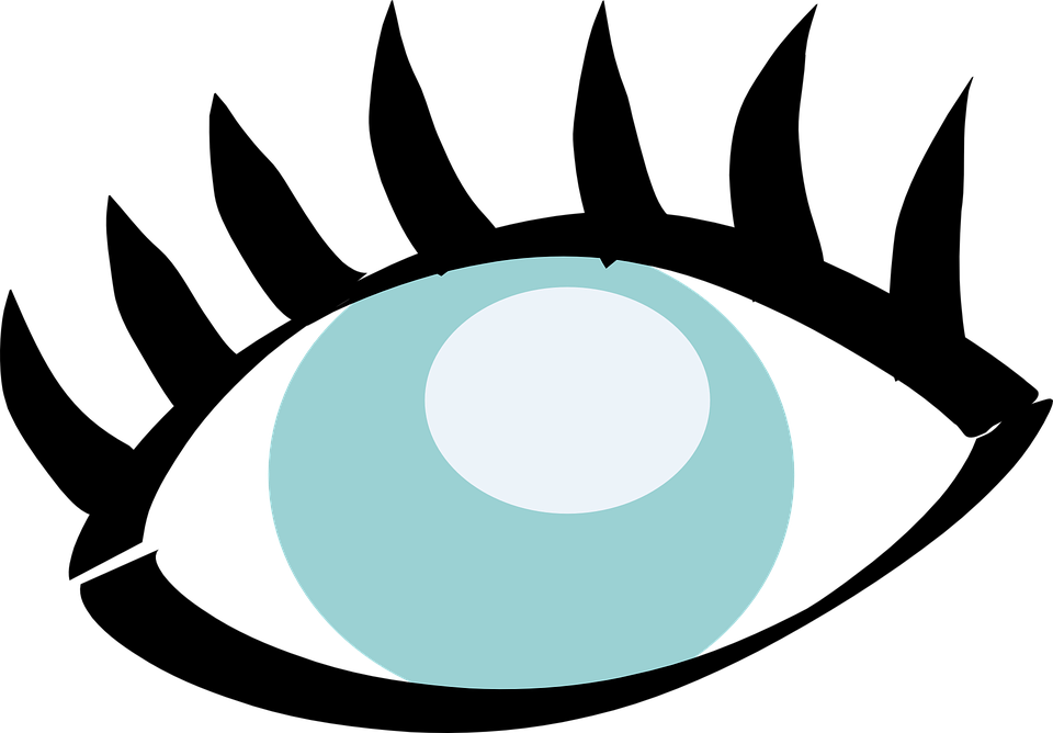 Free vector graphic: Eye, Eyesight, Vision, Optic.