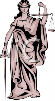 Blind justice free clip art.