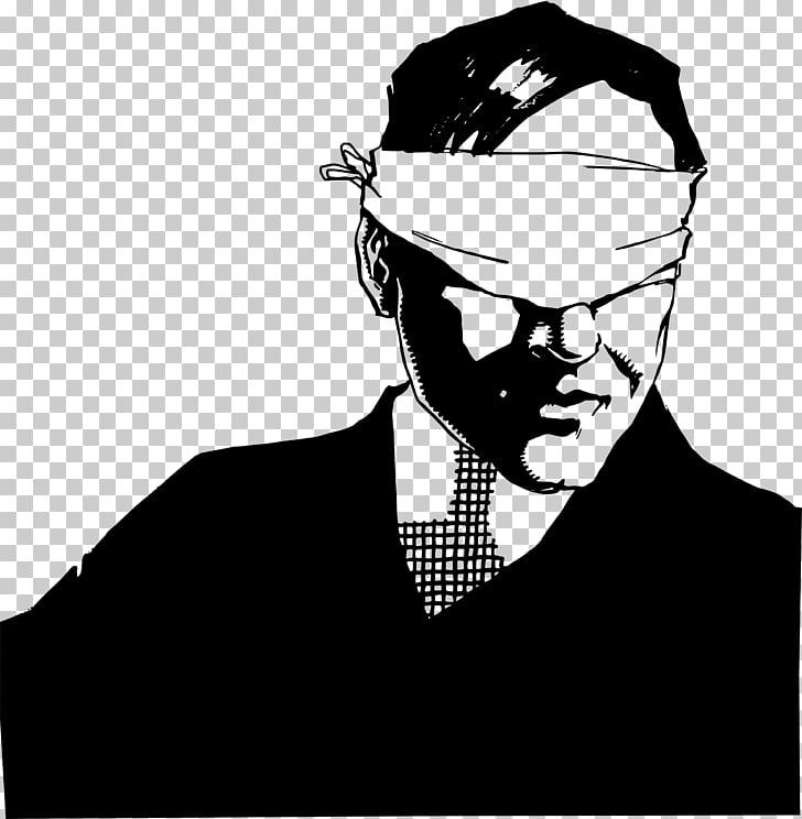 Blindfold , Blindfolded PNG clipart.