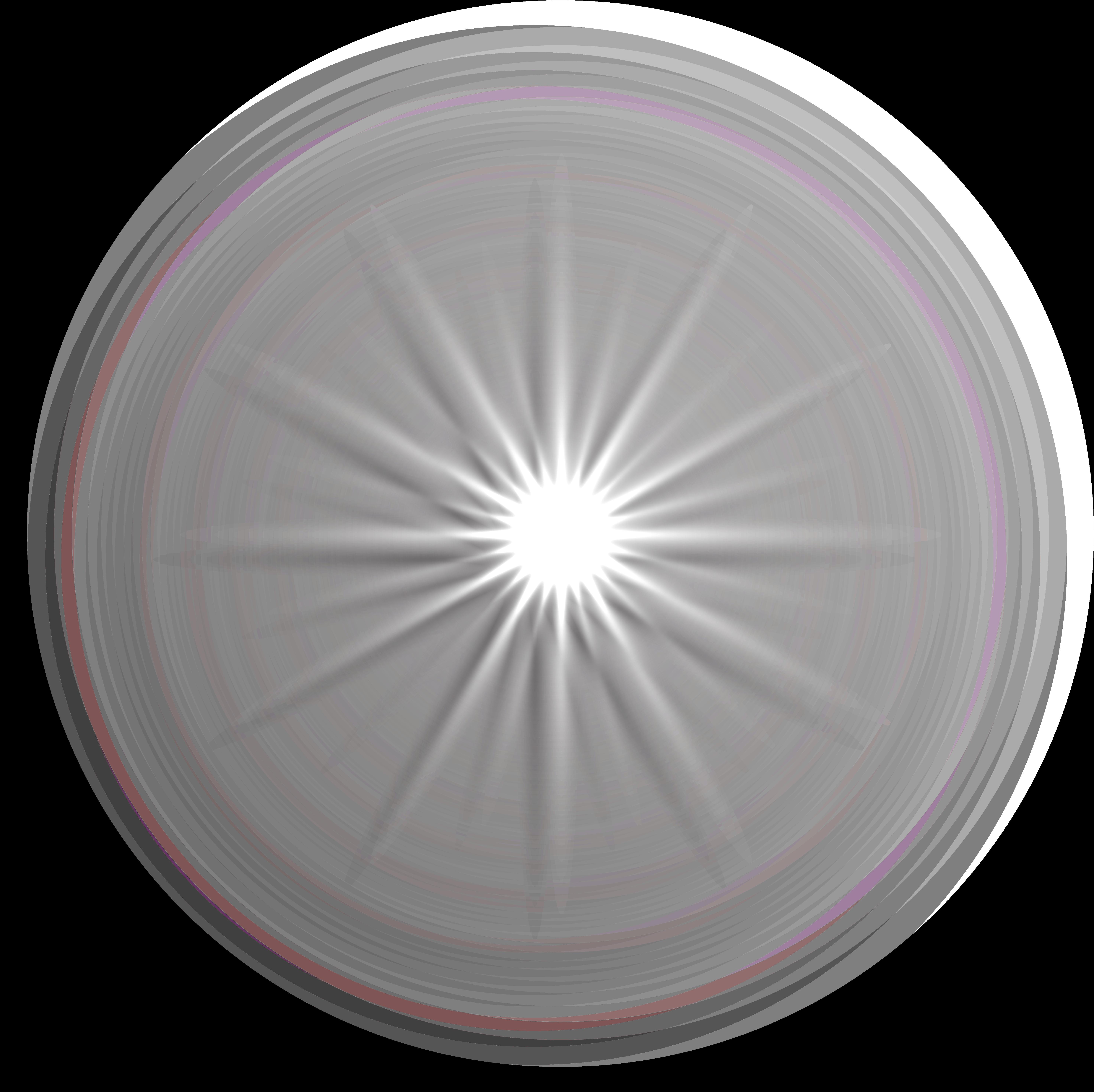 Shining Effect Png Circle.