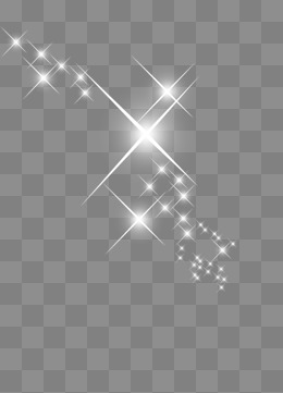 Sparkle Effect PNG Images.