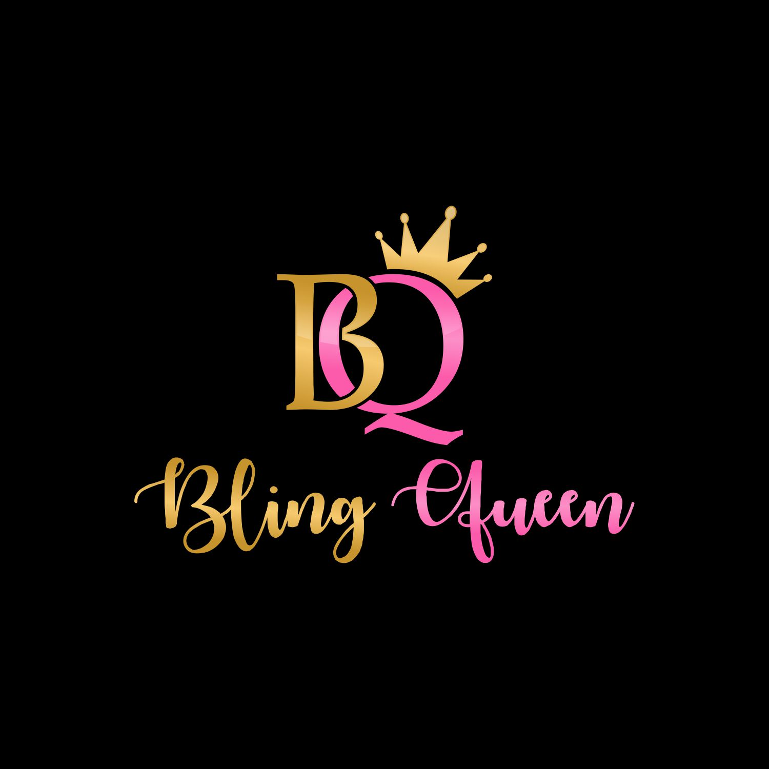 Elegant, Playful, It Company Logo Design for Bling Queen by.