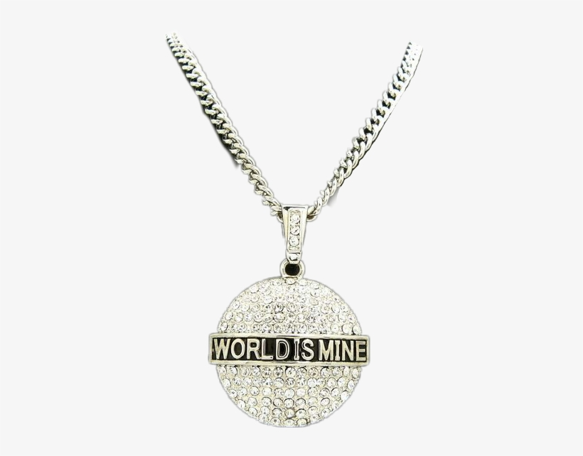 Bling Chain Png.