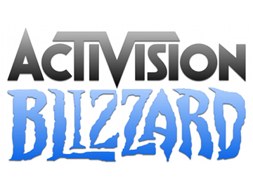 Download Free png activision blizzard logo.