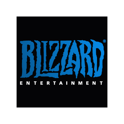 Blizzard Entertainment logo vector in (.EPS, .AI, .CDR) free download.