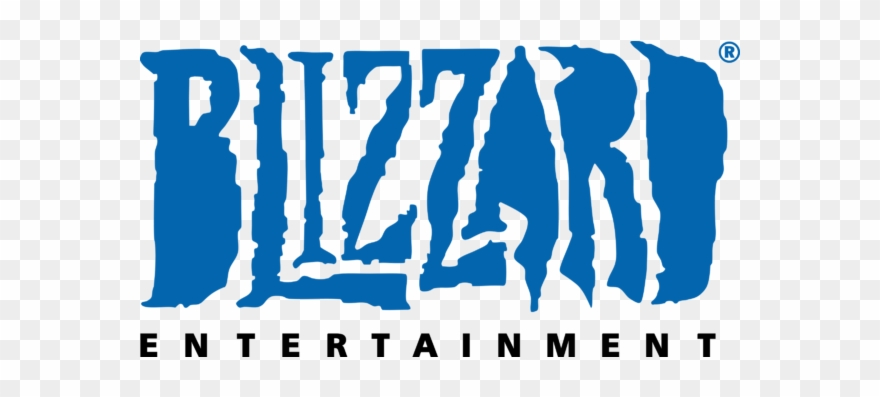Blizzard Entertainment Logo Svg Vector & Png Transparent.