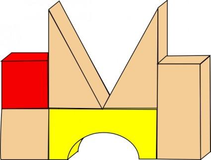 Block Clip Art.