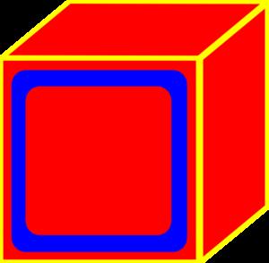 Red Block Clip Art at Clker.com.
