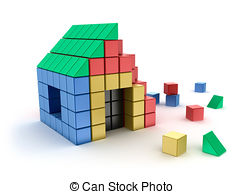 Block house Illustrations and Clip Art. 7,422 Block house royalty.