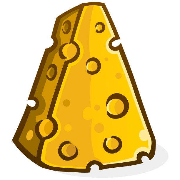 Best Cheddar Cheese Block Illustrations, Royalty.