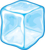Ice Block Clip Art.