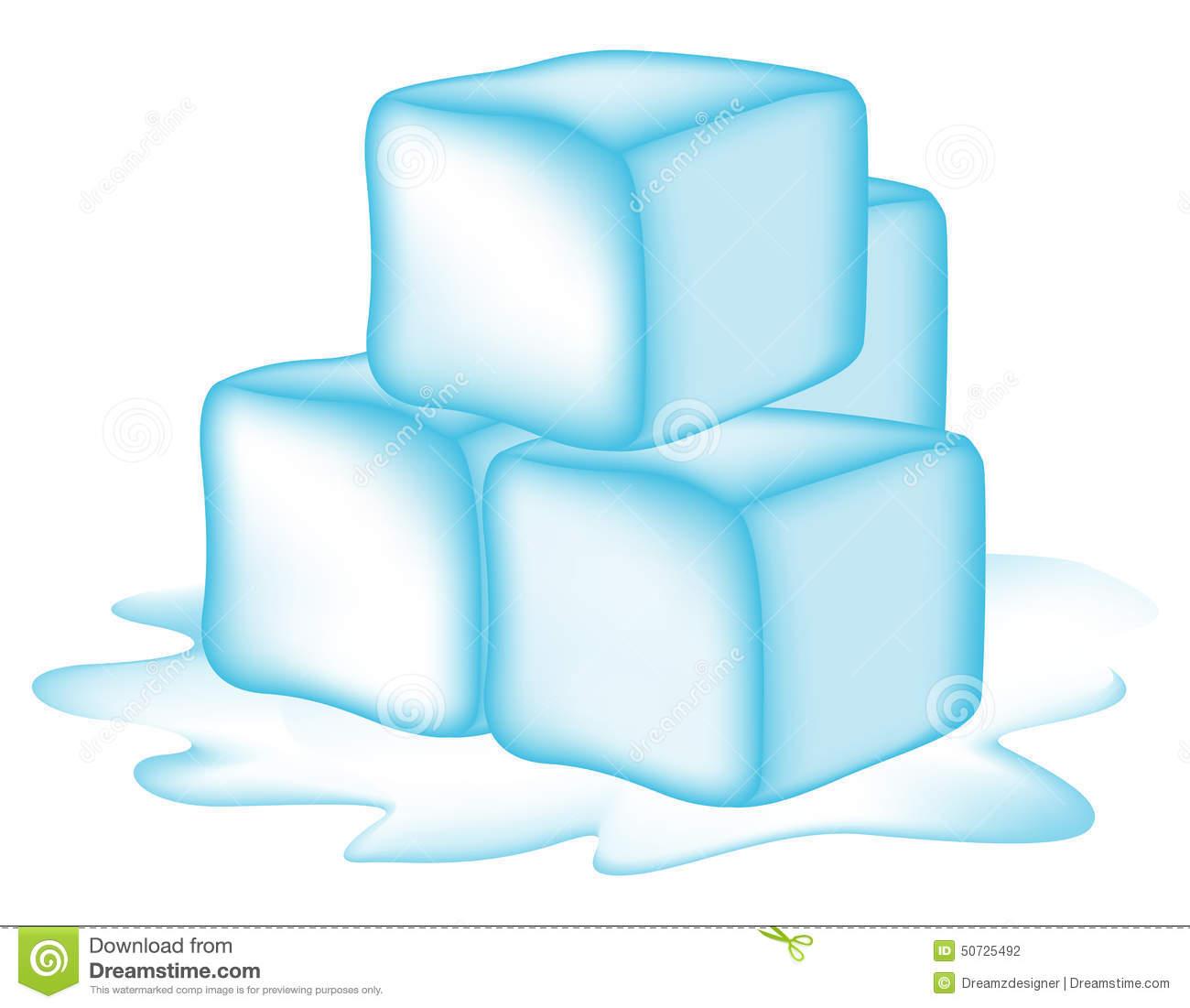 Ice Block Stock Illustrations.