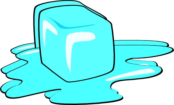 Block of Ice Clip Art.