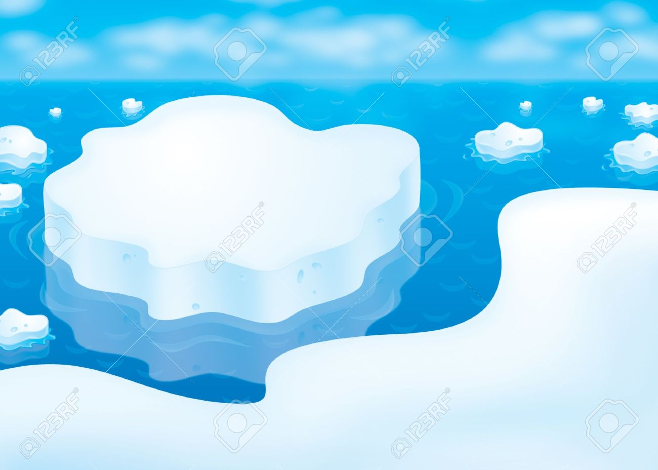 Ice Clipart (8306) Free Clipart Images — Clipartwork.