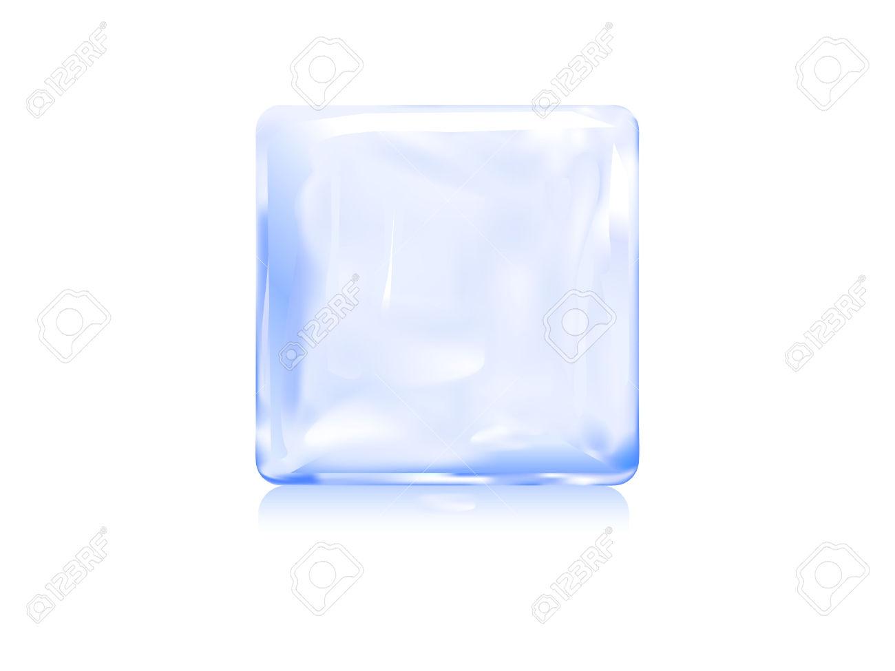 Ice block clipart.