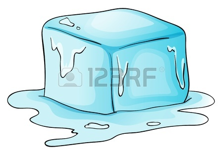 Illustration Of A Block Of Ice Royalty Free Cliparts, Vectors, And.