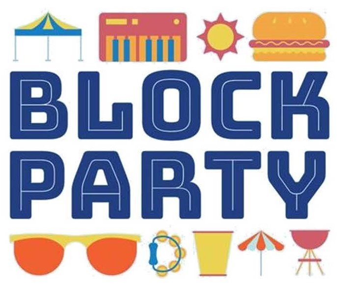 Block Party Clipart (96+ images in Collection) Page 2.