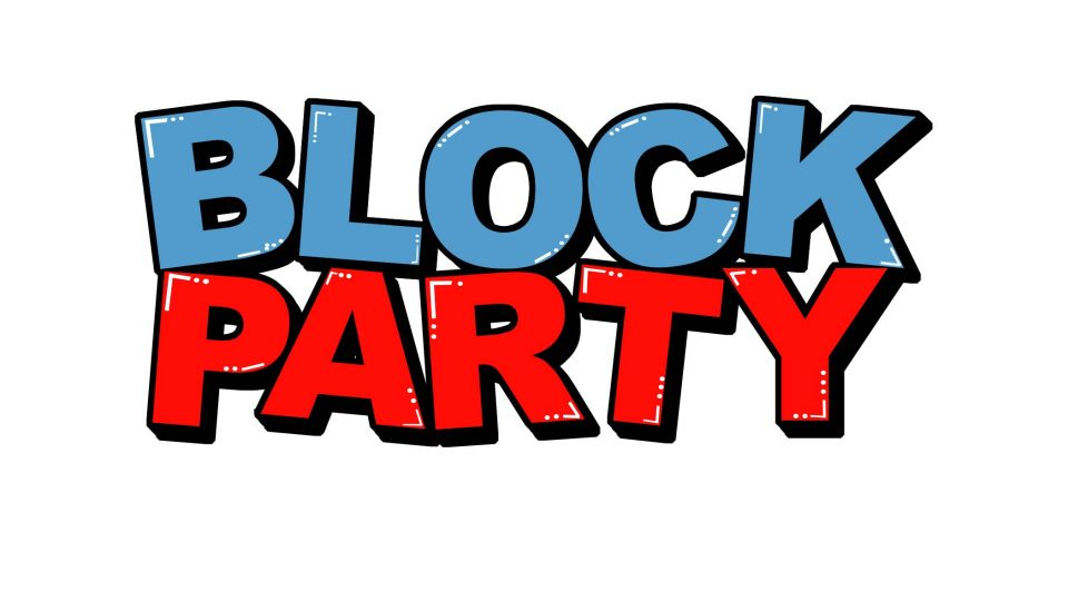 Block Party Cliparts.