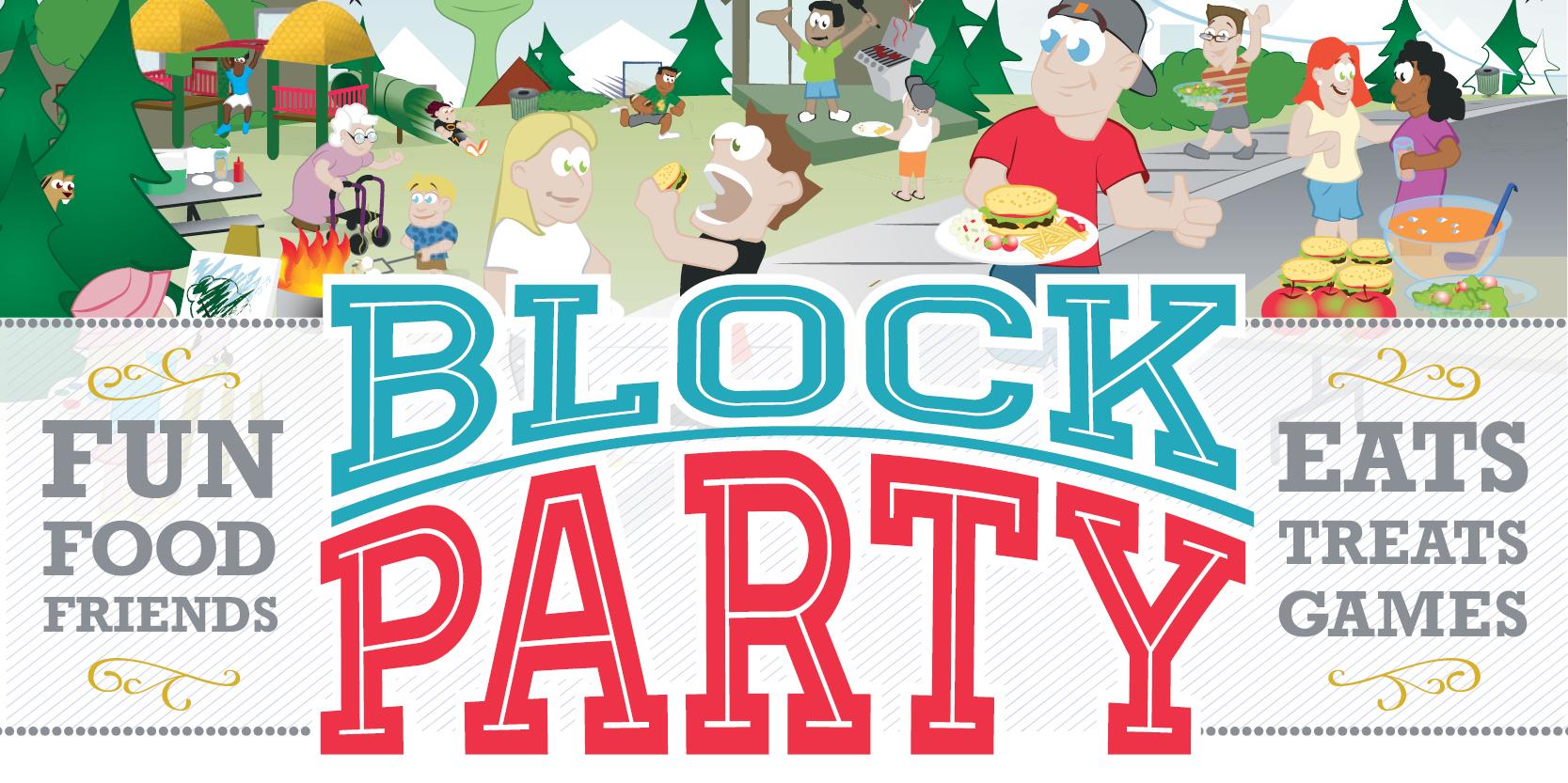 Block Party Program.