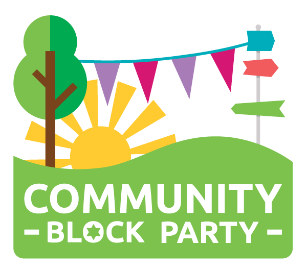 COMMUNITY BLOCK PARTY Welcoming: Sharing Grace, CDC.