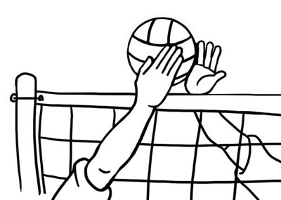 Images Of A Volleyball.