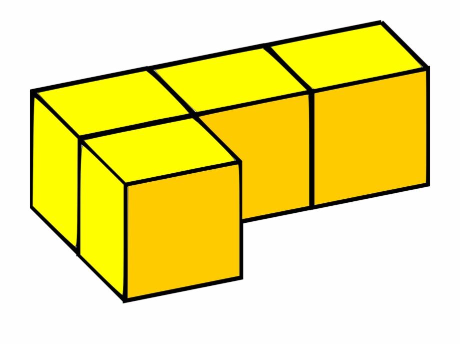Building Blocks Tetris 3d Blocks Png Image.