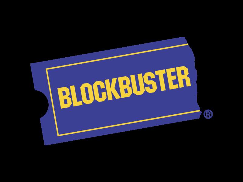 Blockbuster Video 1 Logo PNG Transparent & SVG Vector.