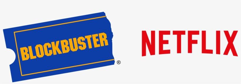 Blockbuster V Netflix.