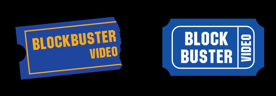 Blockbuster Video Logo Redesign By Jarvisrama99 On DeviantArt Logo.