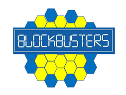 Christmas Blockbusters and Blockbusters Template.