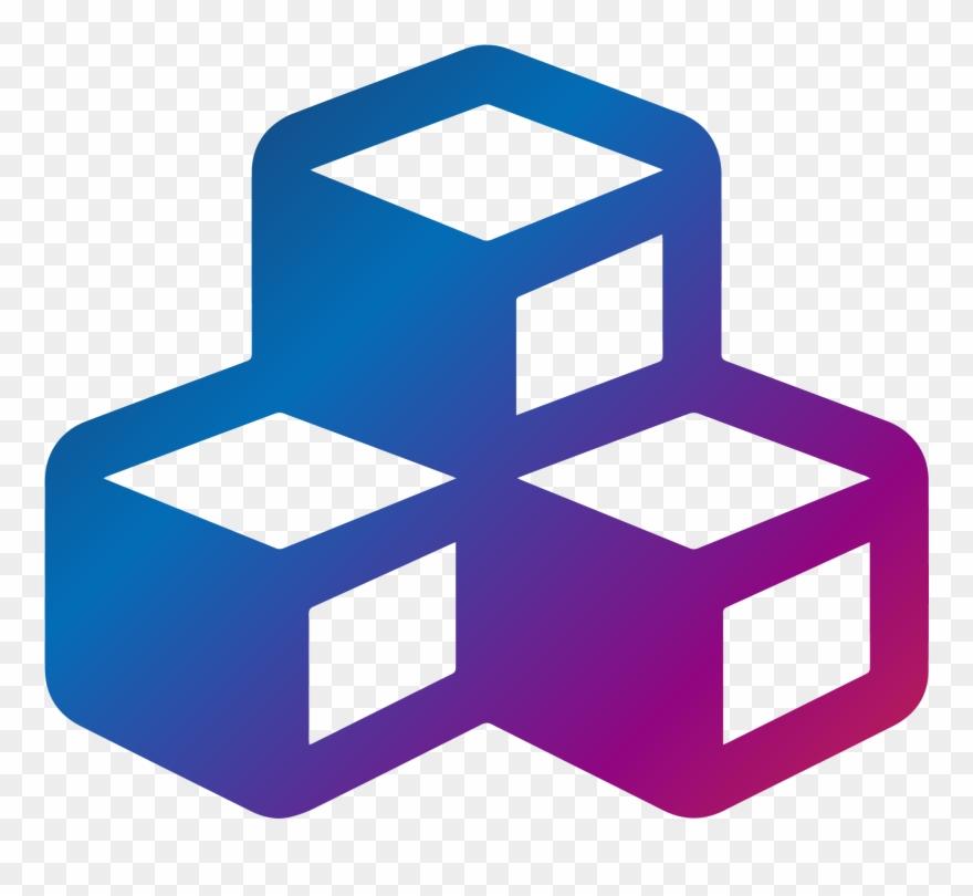 Blockchain Clipart (#2423557).