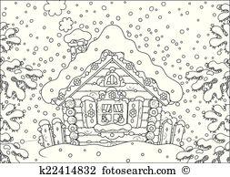 Blockhouse Clip Art Royalty Free. 30 blockhouse clipart vector EPS.