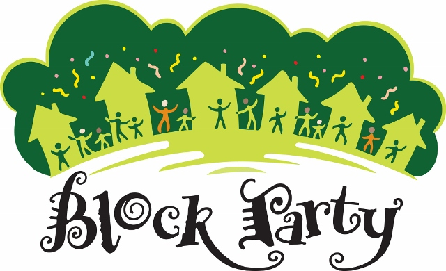 Block party clipart 4 » Clipart Station.