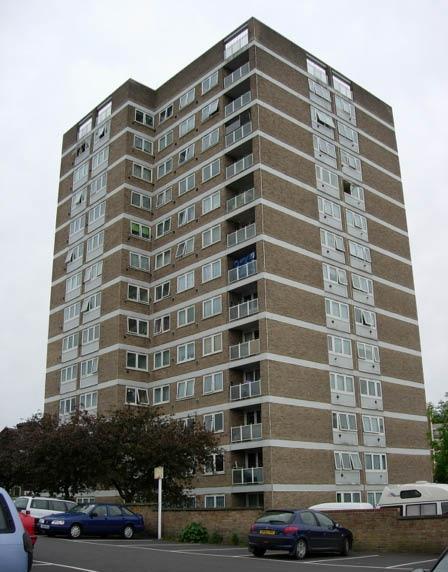 Homes in UK.