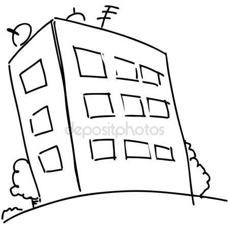 Block of flats Stock Vectors, Royalty Free Block of flats.