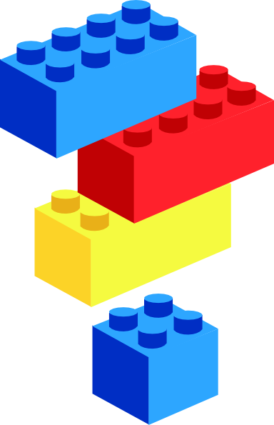 Lego Block Art Clip Art at Clker.com.