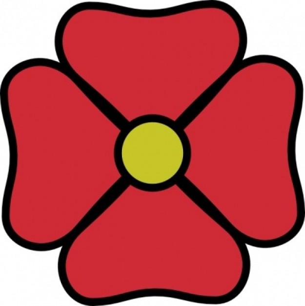 Clipart bloem.