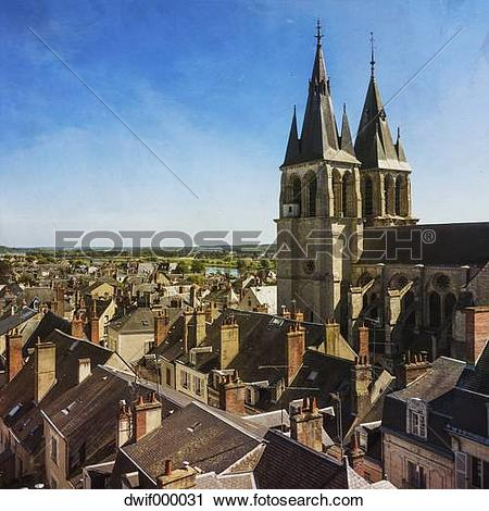 Stock Photography of France, Centre, Loir.