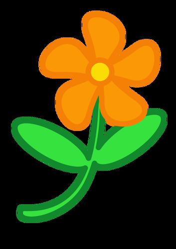 1631 blomma gratis clipart.
